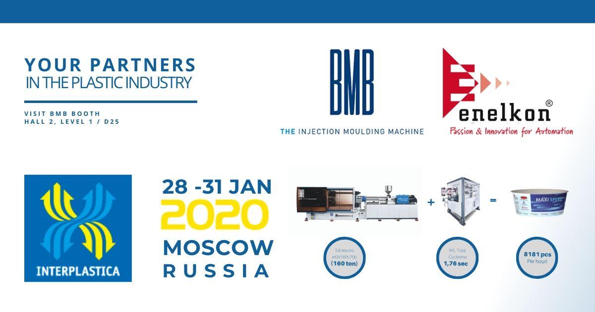 INTERPLASTICA 2020 MOSCOW FAIR